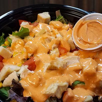 Nashville Hot Gourmet Chicken Salad